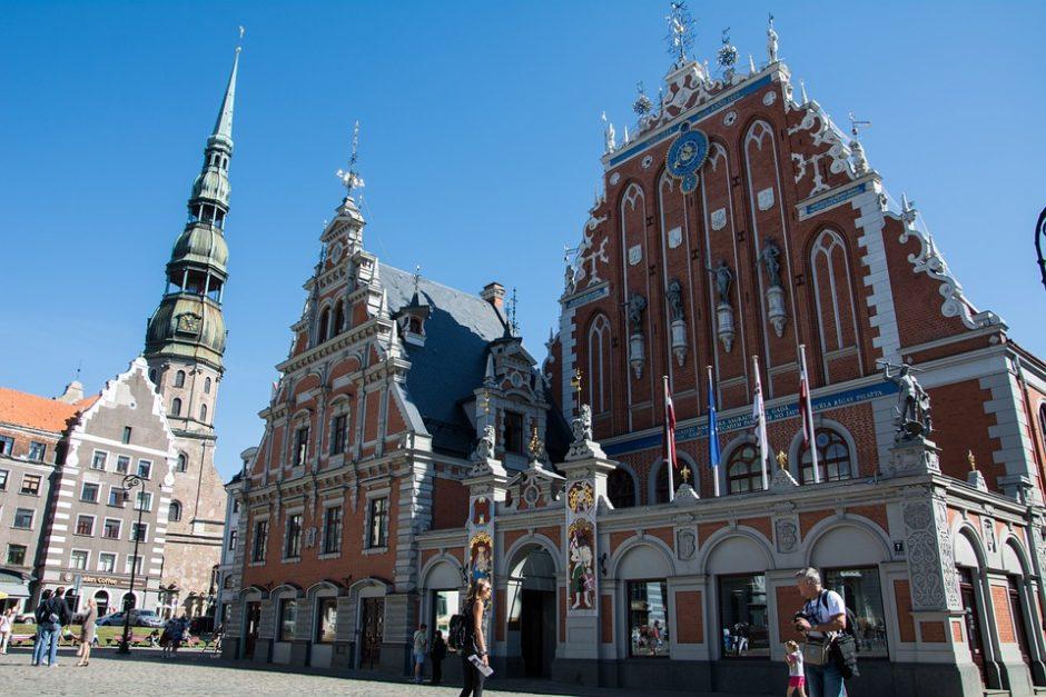 Latvija tampa vis stipresne Lietuvos prekybos partnere