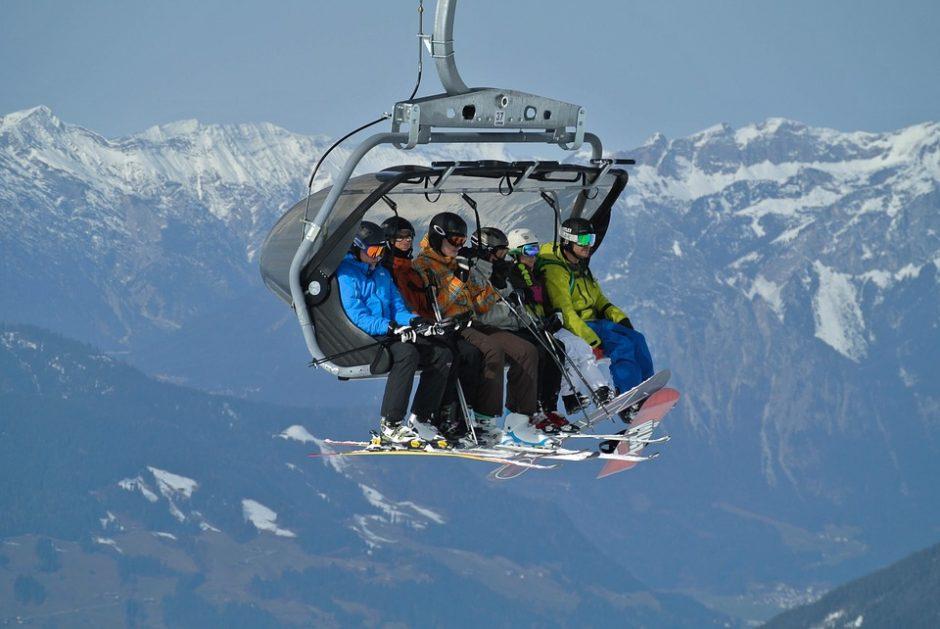 Žiemos atostogų kryptys – Karibų jūros regionas ir slidinėjimo kurortai