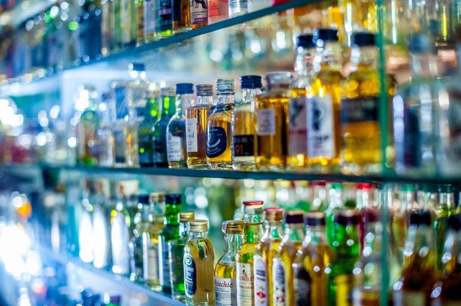 Iš sporto renginių siūloma išguiti stiprų alkoholį