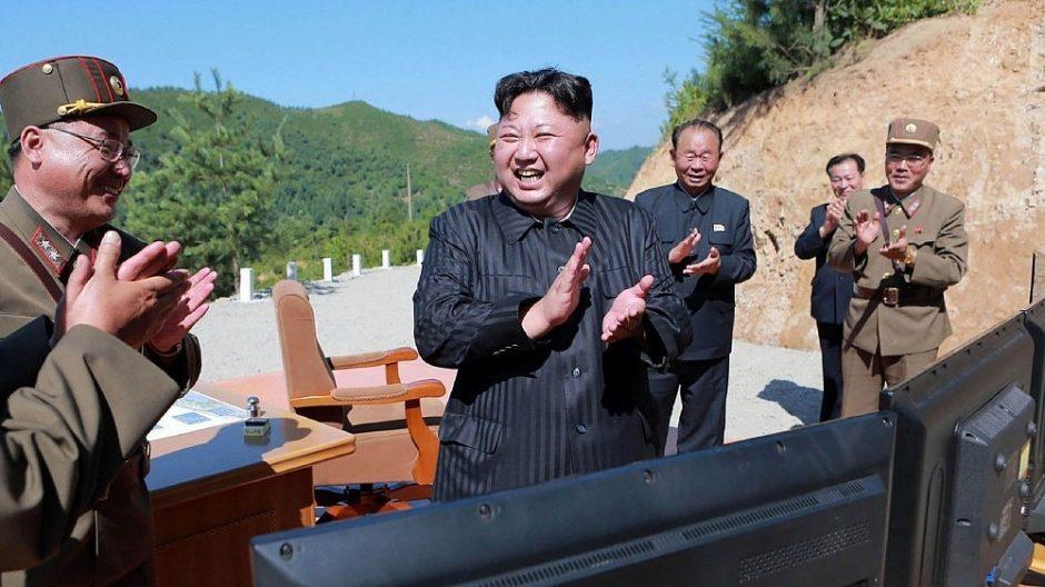 M. Šešelgytė apie JAV ir Š. Korėją: pavojingiausia, kad gali įvykti netikėta klaida