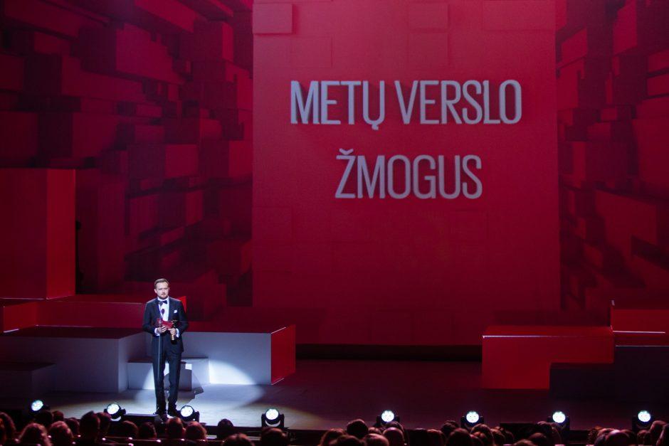 """""""Metų žmonėmis"""" tapo Danguolė ir Viktoras Butkai"""