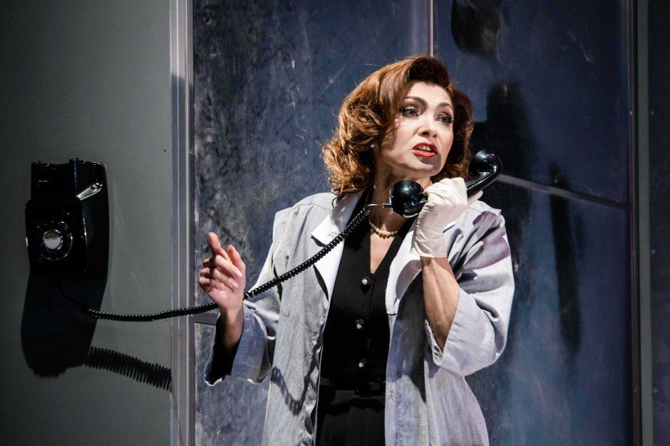 "LRDT premjera ""Madam Rubinštein"" jaudins emocijų ir sąmojo pliūpsniais"