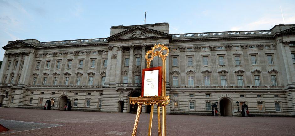 Princas Williamas apie sūnaus gimimą: