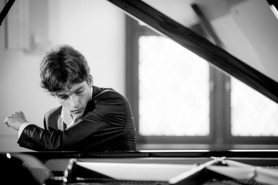 Vilniaus fortepijono festivalio pabaigos koncerte skambins I. Maknickas