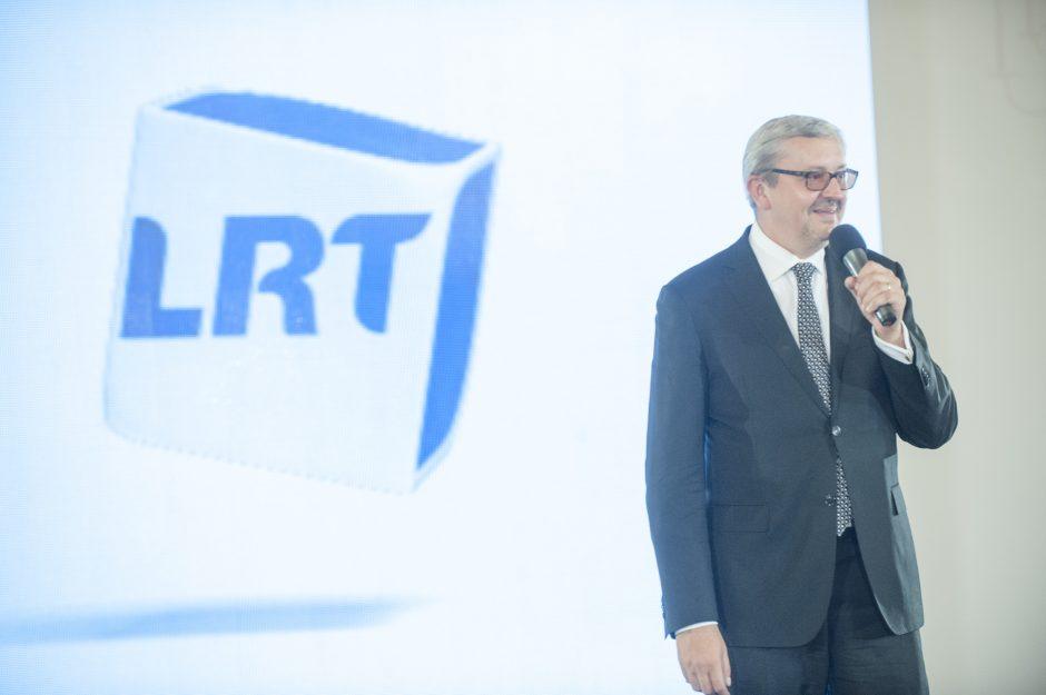 Valdovų rūmuose LRT iškilmingai pristatė 88-ąjį sezoną
