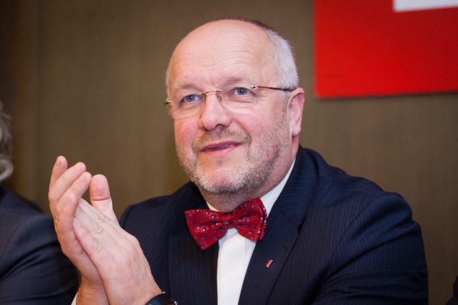 J.Olekas ketina kelti klausimą dėl lankstesnio ES kovinių grupių naudojimo sprendžiat krizes