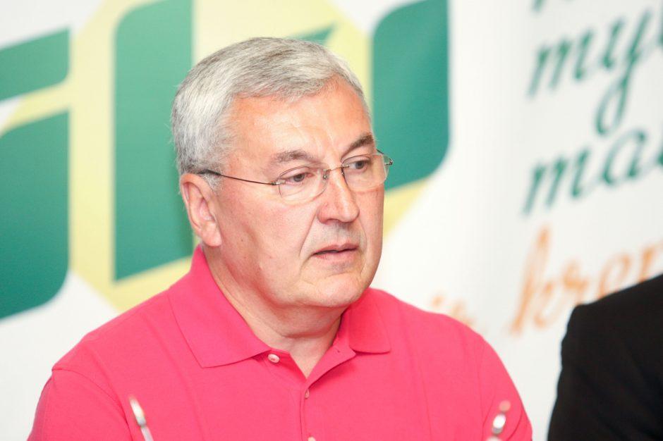 J.Kazlauskas: jei užsienietis užimtų Lietuvos krepšinio rinktinės stratego vietą, kiltų klausimas, kodėl ne lietuvis