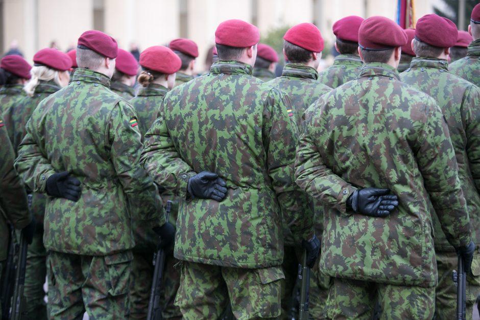 Nutrauktas tyrimas dėl karių piktnaudžiavimo įsigyjant gertuves