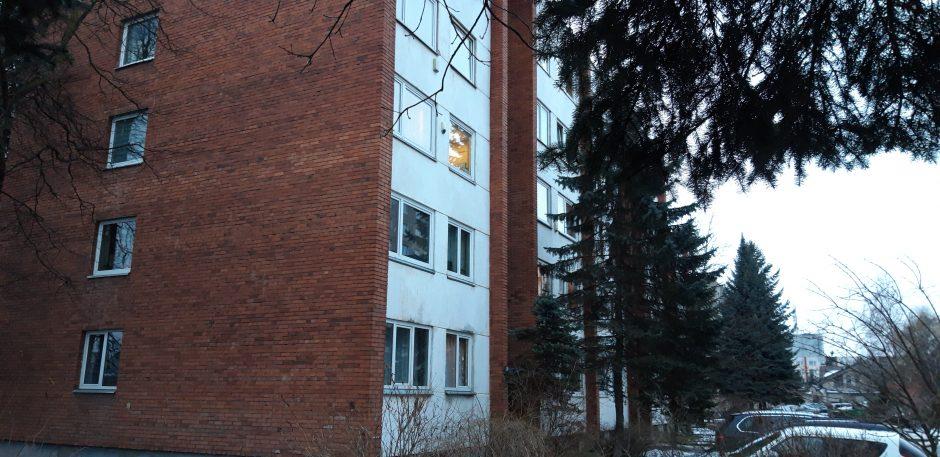 Ar matėte namą, kuriame prieš išvykdamas į NBA gyveno Ž. Ilgauskas? (nuotraukos)
