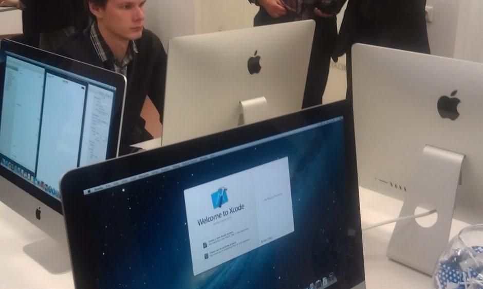 Vilniaus universitete – nauja mobiliųjų aplikacijų kūrimo laboratorija