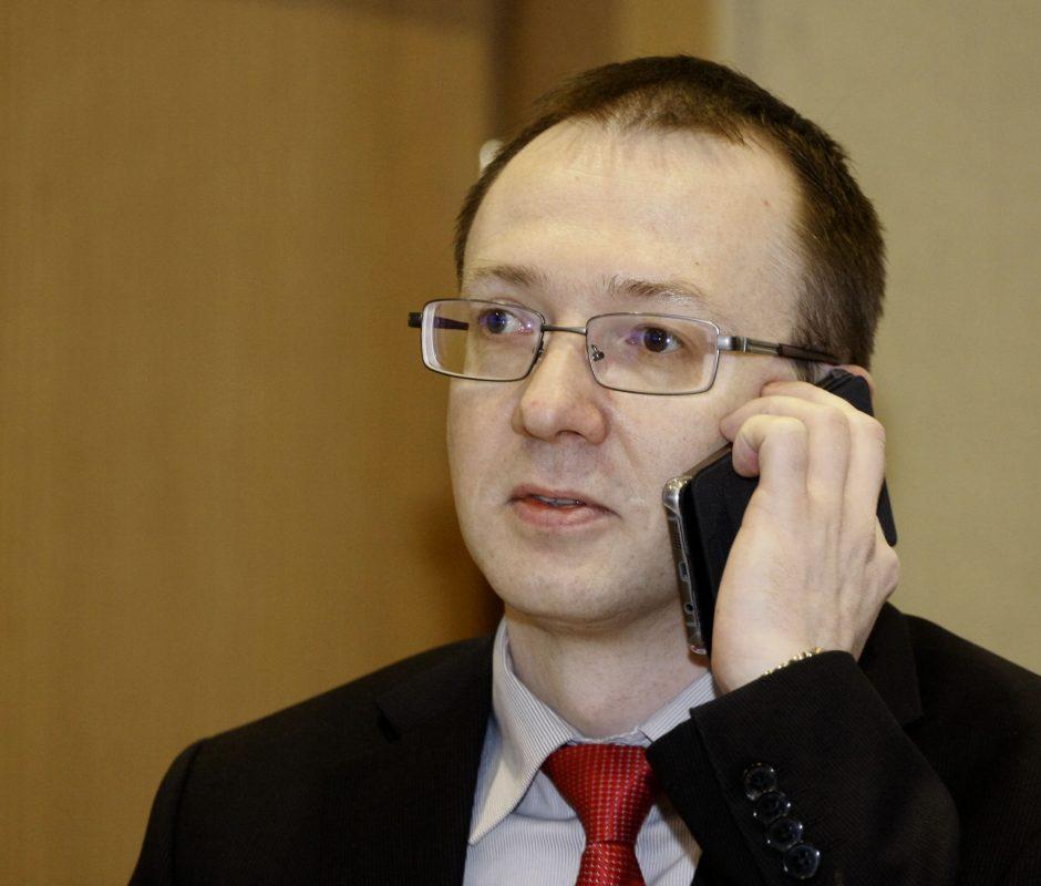 Politologai: S. Malinauskas, kaip eilinis kareivis, atlieka pavojingiausius darbus