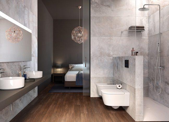 Į vonios kambarius įsileidžiama vis daugiau netradicinių sprendimų