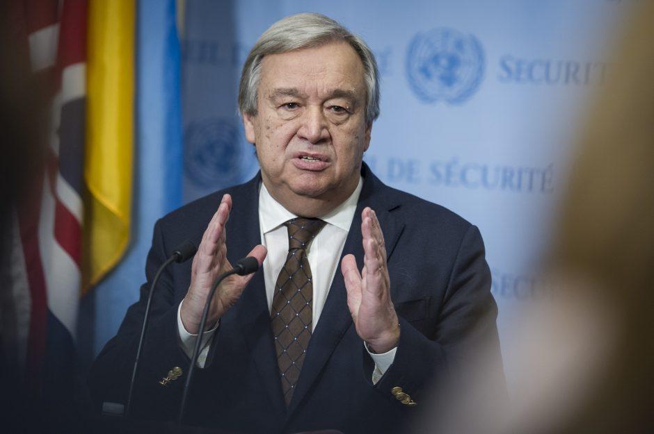 JT vadovas paragino vengti smurto Irane