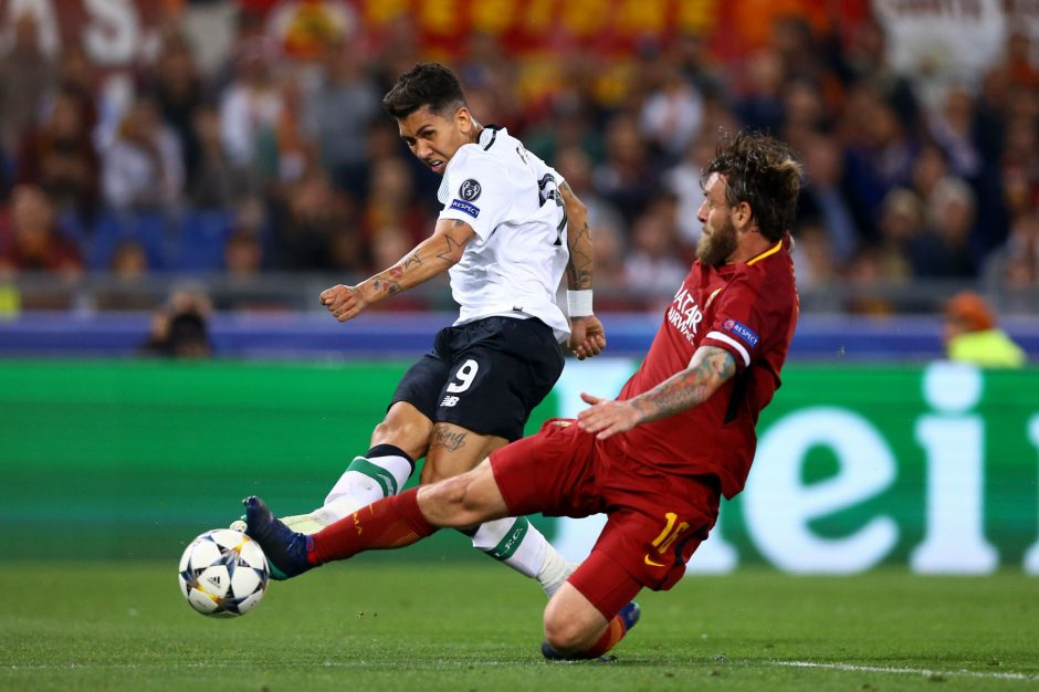 """Čempionų lygos aistros – Romoje nukautas """"Liverpool"""" pateko į finalą"""