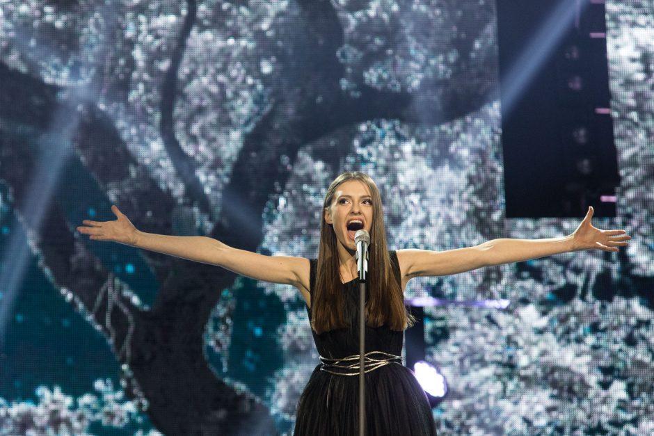 """Pažėrė kritikos """"Eurovizijos"""" nugalėtojai: pasirodymas nevykęs"""
