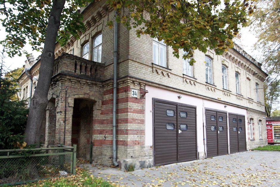 Kas laukia senosios Vilniaus gaisrinės?