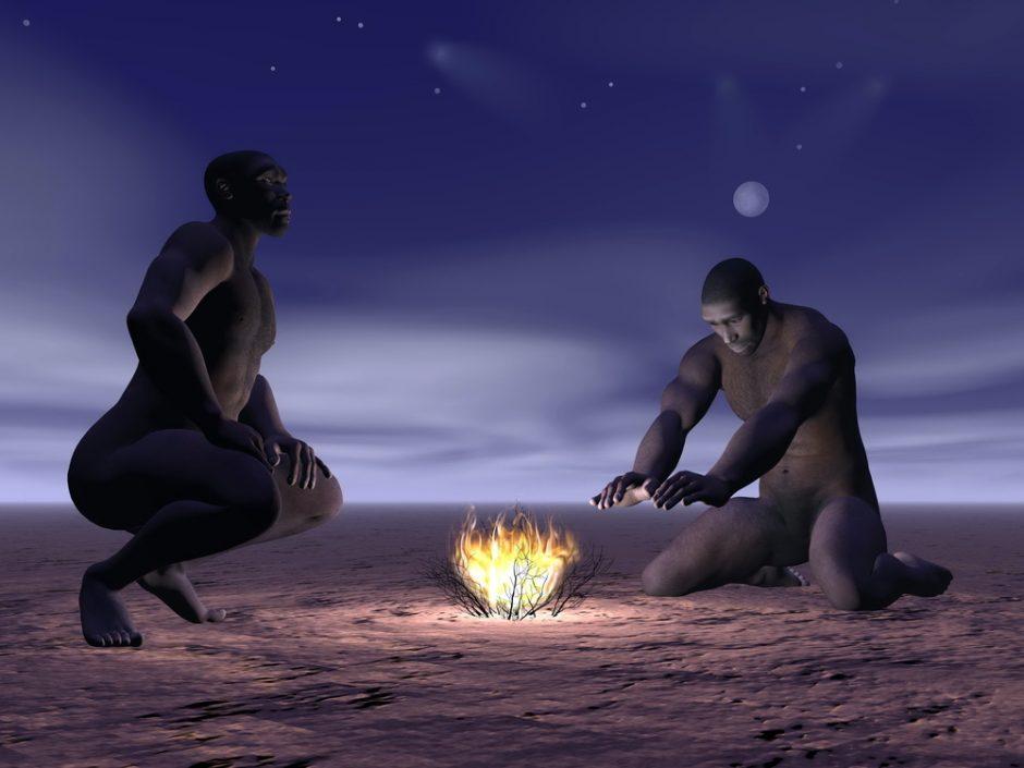 Neandertaliečių ir žmonių seksas pasėjo šviesią odą ir nevaisingumą