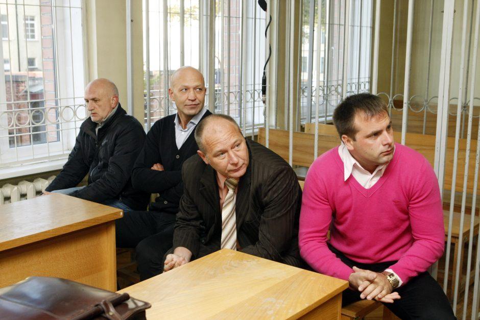 Klaipėdoje teisiami aukšti policijos pareigūnai