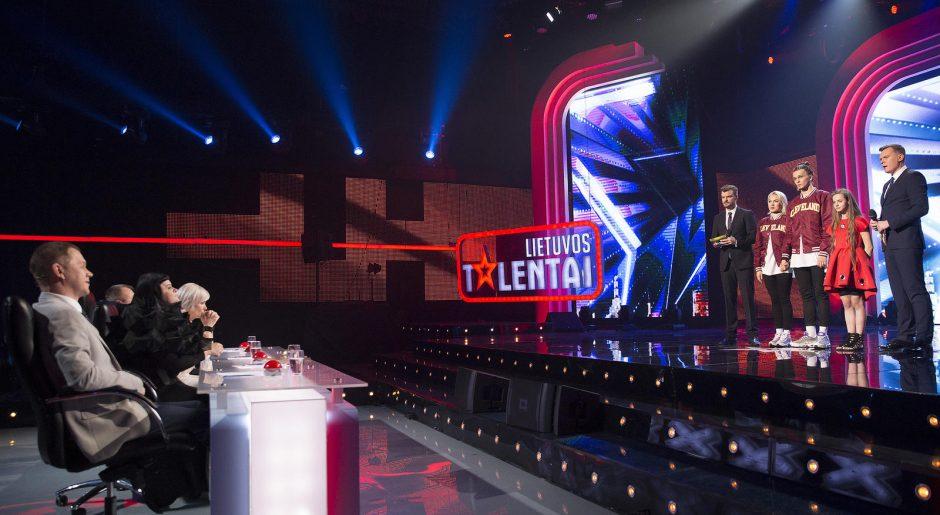 """""""Lietuvos talentų"""" pusfinalio lyderis: tokie gimsta kartą per šimtą metų"""
