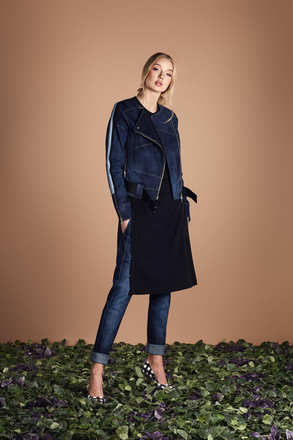 Naujausios D. Vapsvės drabužių kolekcijos devizas – viskas yra įmanoma!