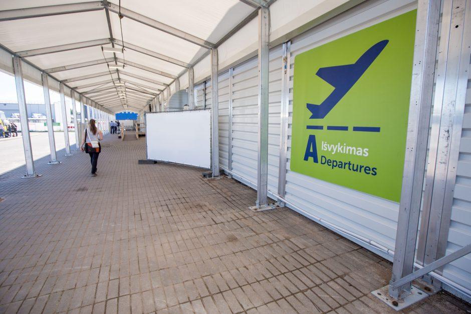 Kaunas tapo pagrindiniu Lietuvos oro uostu