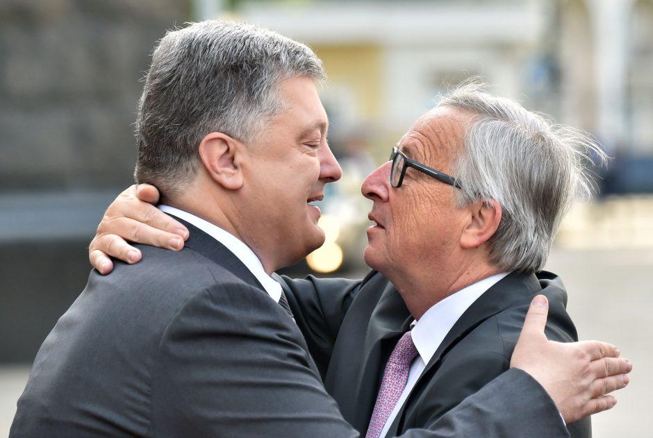 Ukrainos ir ES viršūnių susitikimas: kas bus aptarta?