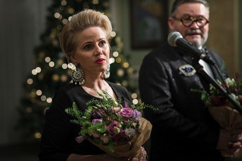 A. Vasiljevas leido pasigrožėti šimtmečius menančiomis vestuvinėmis suknelėmis