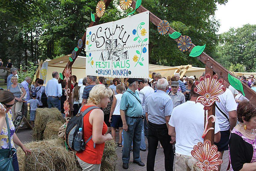 Druskininkai rengiasi tradiciniam Sūrių festivaliui