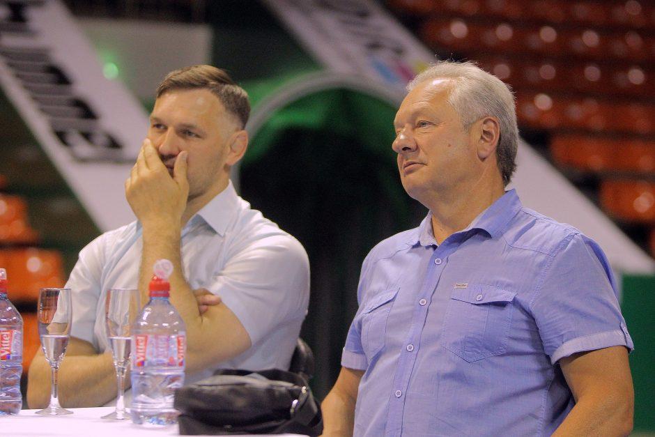"""Lietuvos atvirojo """"Yonex"""" badmintono čempionato finalai"""