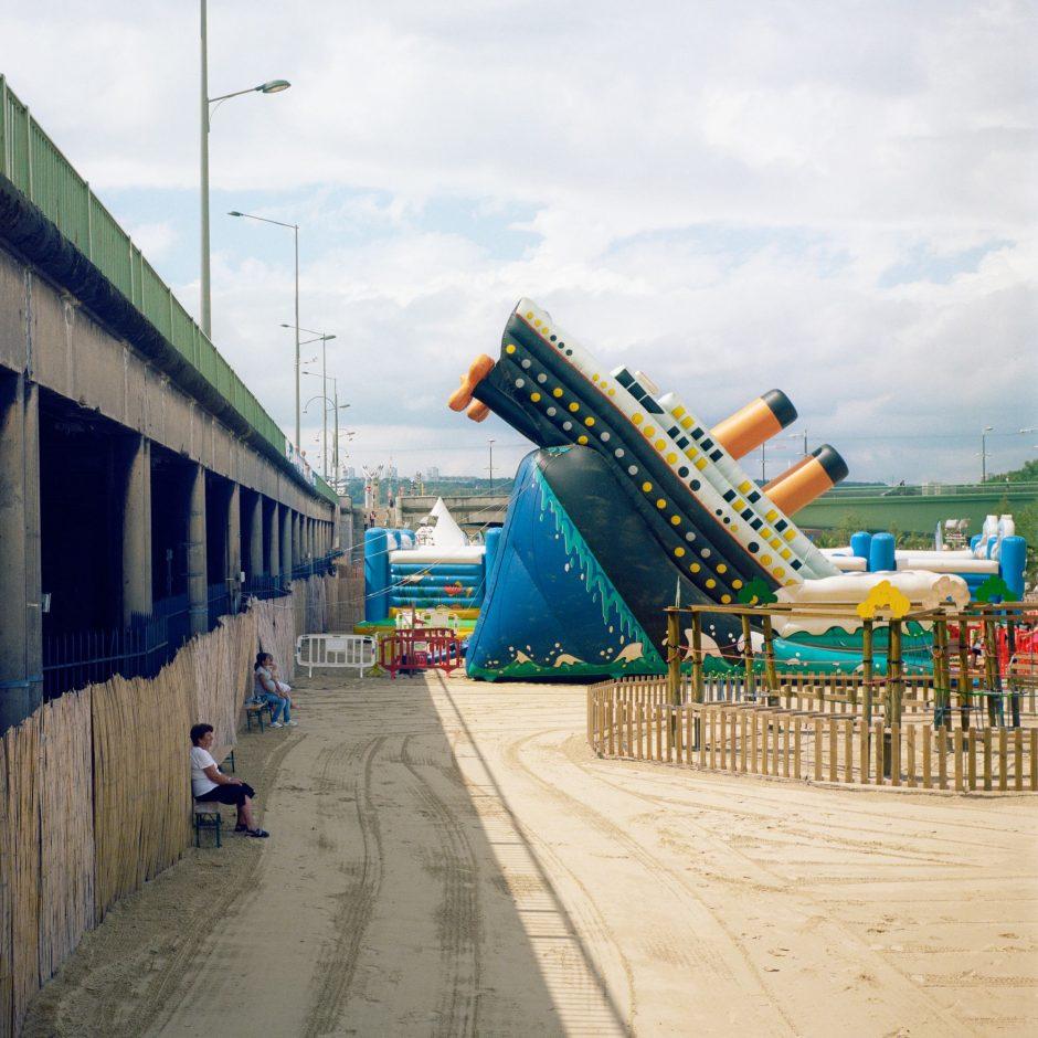 """Festivalis """"Kaunas Photo"""" atidarys """"Pliažo sezoną"""""""