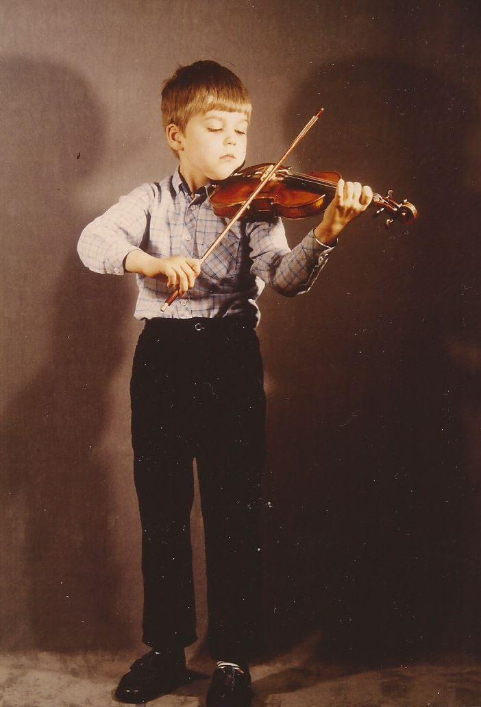 10 faktų, kurių nežinojote apie smuiko virtuozą D. Garrettą