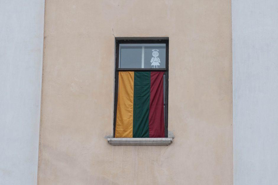 Vasario 16-ąją Kaune trispalvė kils į dangų (kviečia prisidėti)