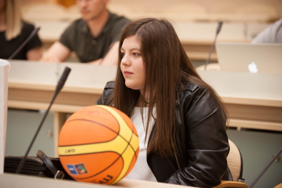 Į Europos krepšinio čempionatą žengs sutelkę jėgas