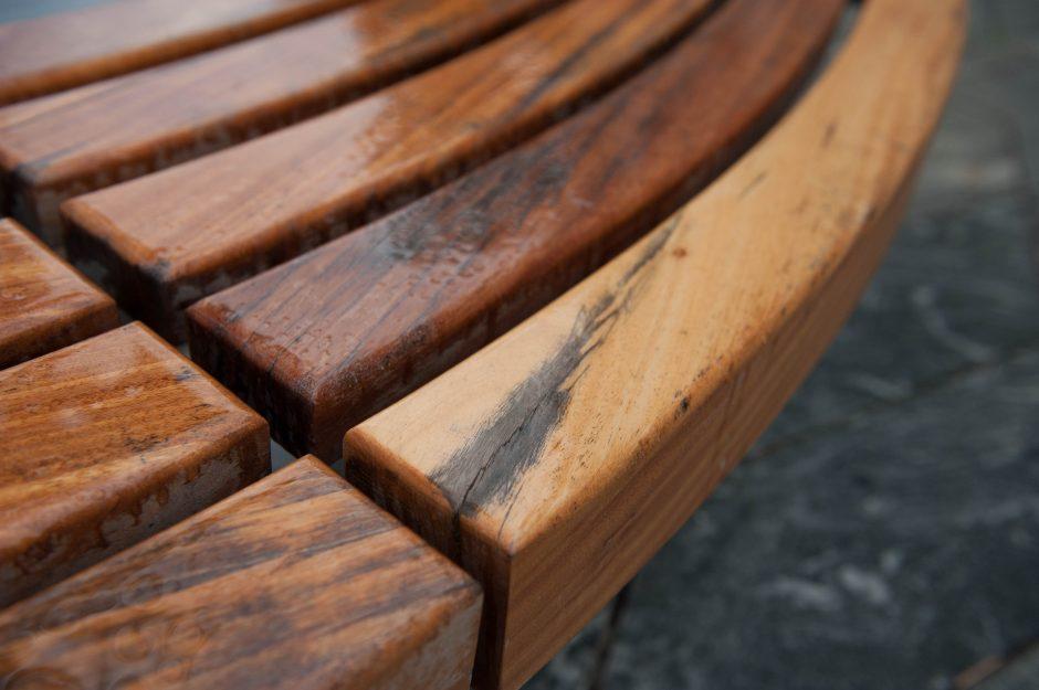 Rekonstruotą Laisvės alėją persekioja broko šleifas