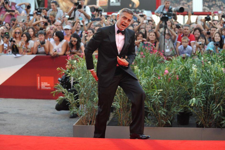 Venecijos kino festivalį pradėjo