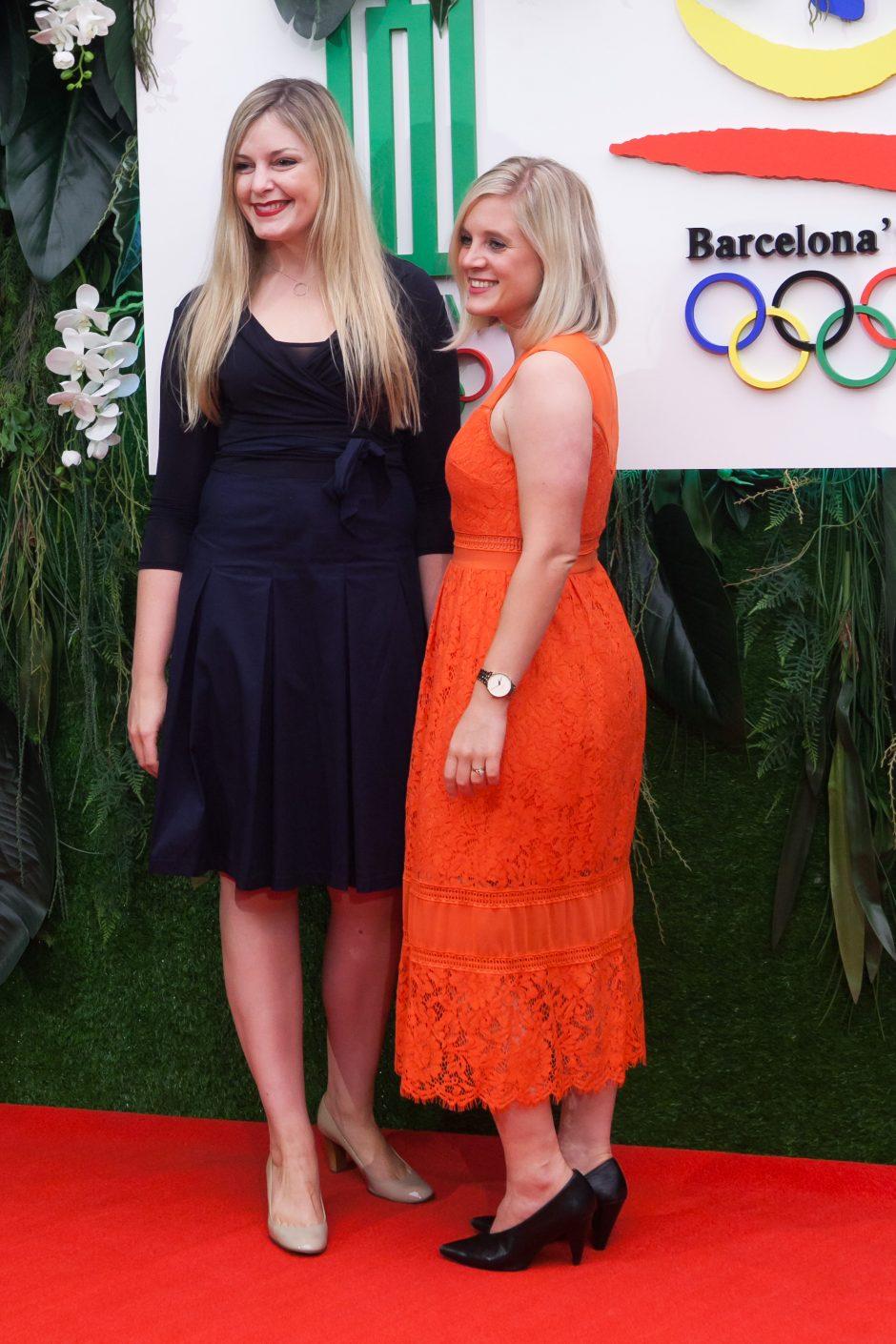 Barselonos olimpiados sukakties minėjimas