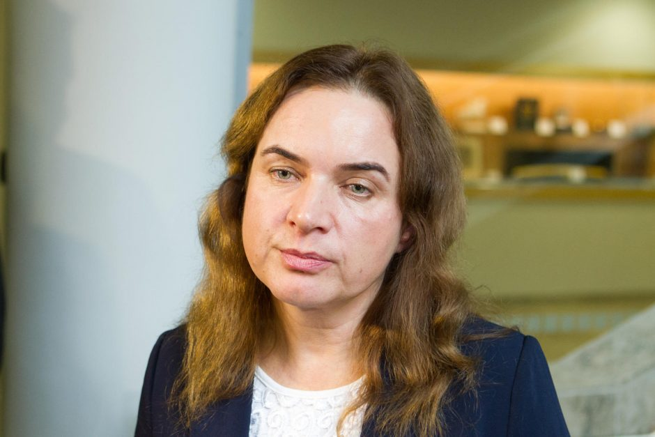Socialdemokratai verčia iš posto teisingumo ministrę