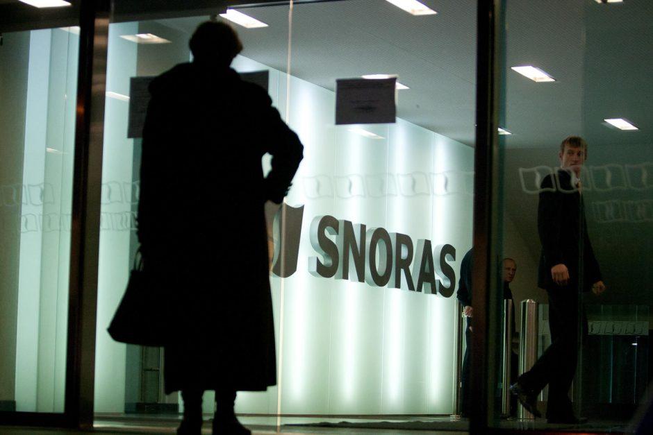 """""""Snoro"""" paskolų portfelis parduodamas ne mažiau kaip už 169,7 mln. eurų"""