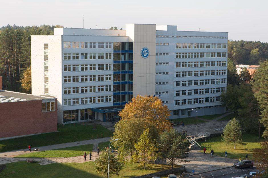 Dėl neišleistų knygų – kirtis Vilniaus Gedimino technikos universitetui