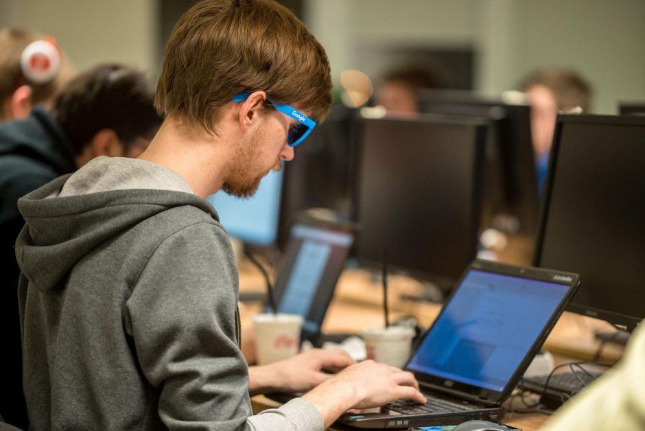 """""""Google"""" organizuotame konkurse – KTU studentų triumfas"""