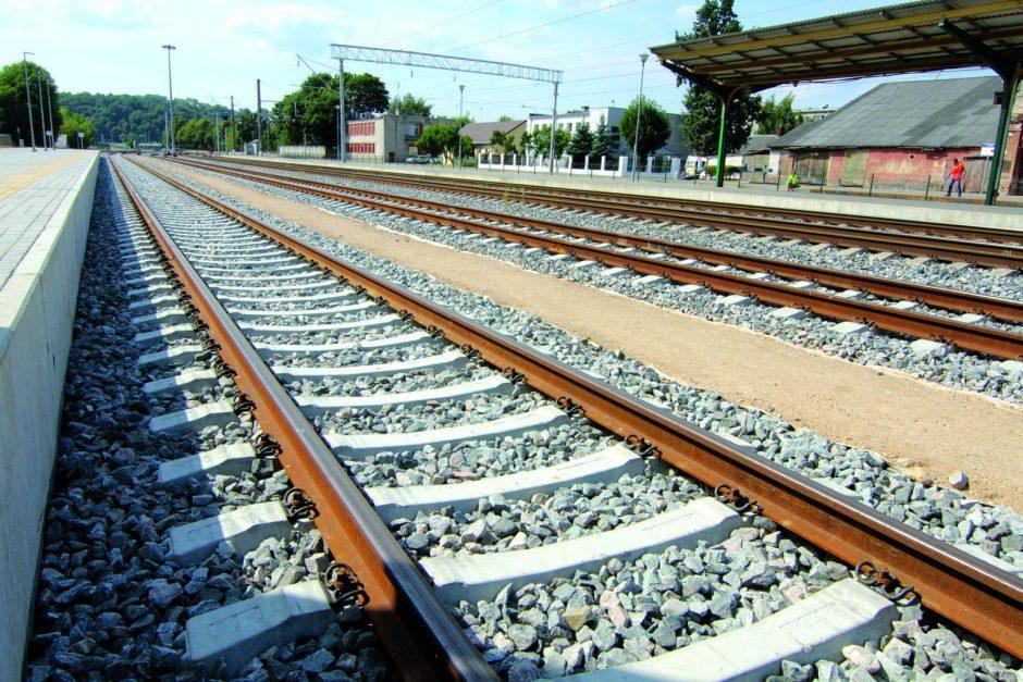 """Naujasis """"Rail Baltica"""" kelias sujungs Lietuvos ir Europos geležinkelius"""