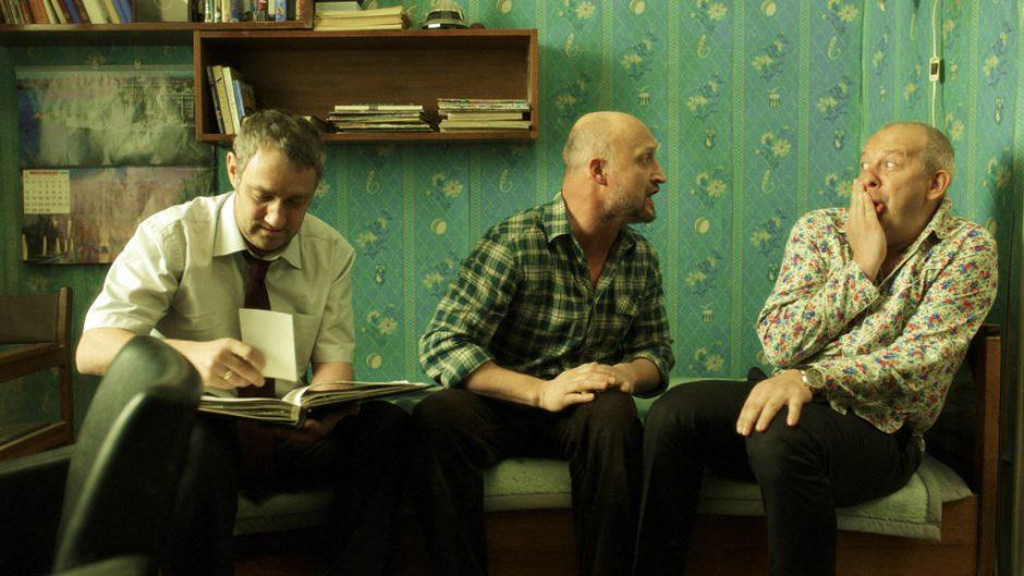 """Vaidmenis komedijoje """"Žaidžiame tiesą"""" aktoriai gavo burtų keliu"""