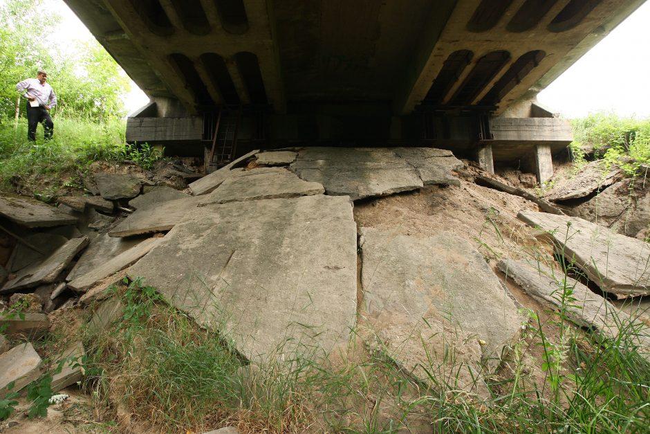 Kauno tiltai – užmiršti ir pavojingi?