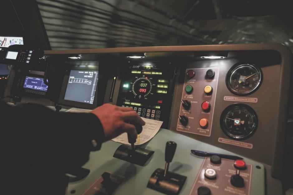 Traukinio mašinistas: mirtinai sužalojau tik vieną žmogų