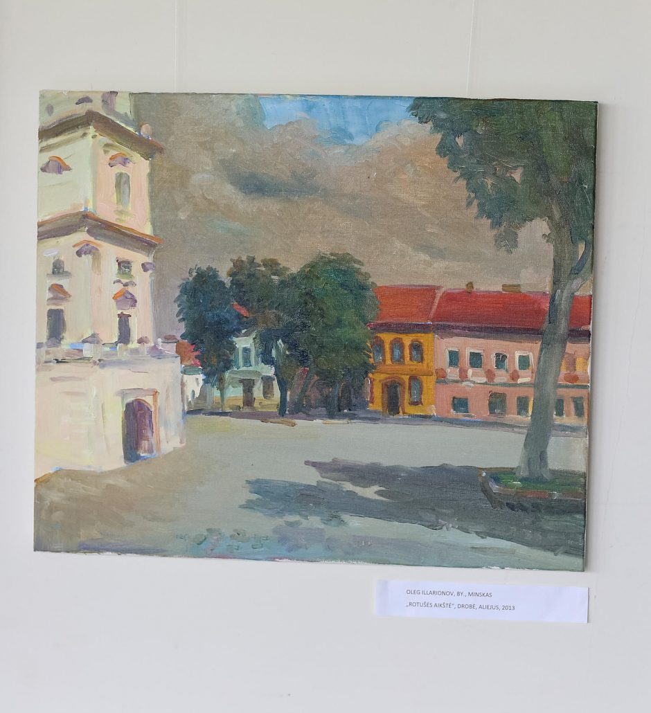 Kaunas menininkų sielas privertė dainuoti