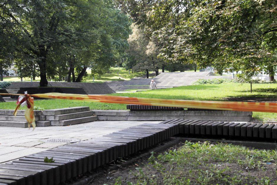Problemiškiausias Vilniaus parkas - Reformatų