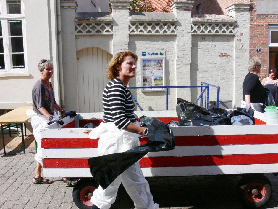 Daniškoji Jūros šventė - be pykčio ir smurto