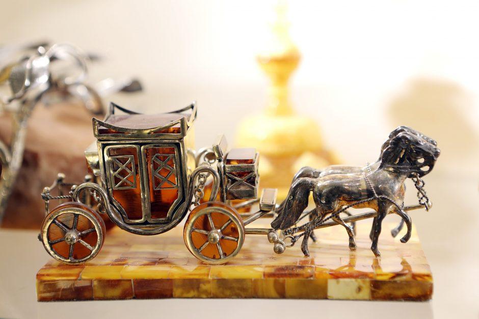 Klaipėdietės K.Afanasjevos verslo planas – pirmasis privatus muziejus uostamiestyje