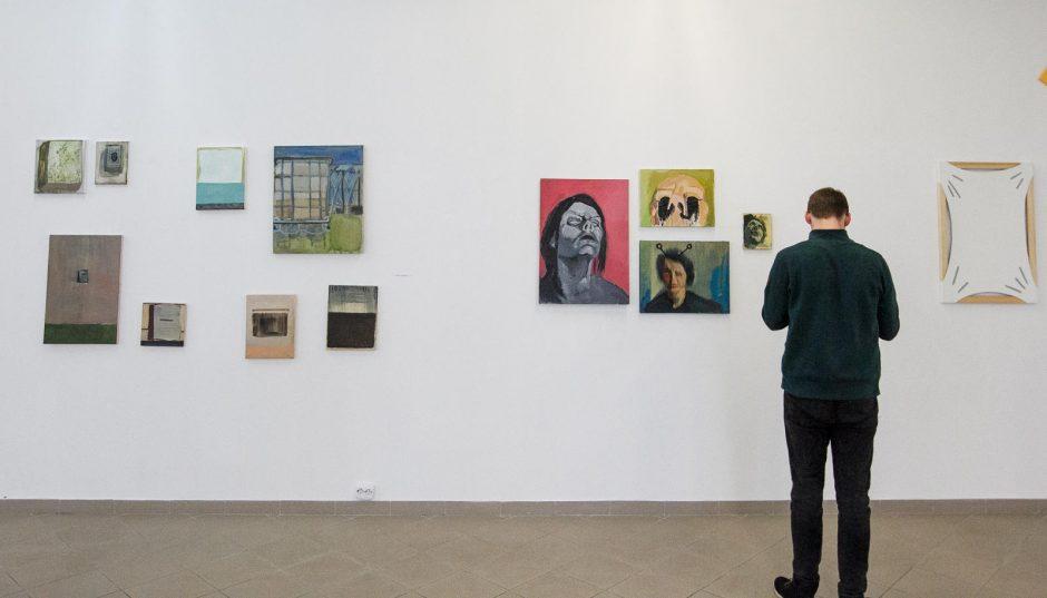 Kai menas ir publika virsta