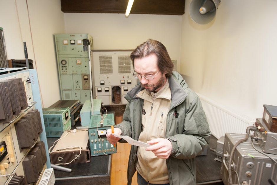 Ryšių istorijos muziejus kraustosi į naują vietą